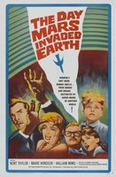 The Day Mars Invaded Earth movie poster (1963) picture MOV_d60c4805