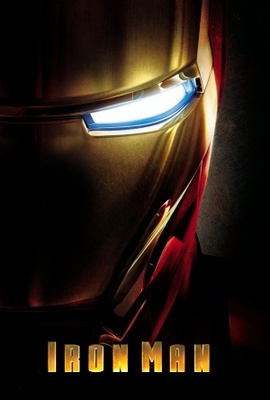 Iron Man movie poster (2008) poster MOV_d6116096