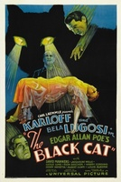 The Black Cat movie poster (1934) picture MOV_d615d66f