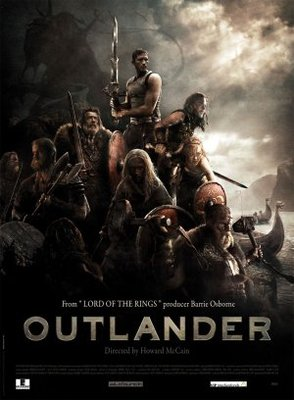 Outlander movie poster (2008) poster MOV_d61eafc9