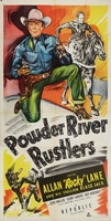 Powder River Rustlers movie poster (1949) picture MOV_d6208d79