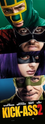 Kick-Ass 2 movie poster (2013) poster MOV_d621407b