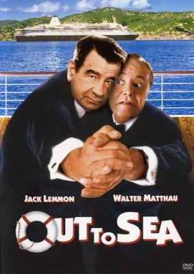 Out to Sea movie poster (1997) poster MOV_d623d389