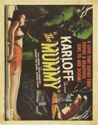 The Mummy movie poster (1932) poster MOV_d625e009