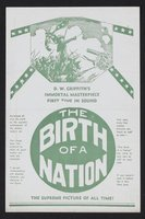 The Birth of a Nation movie poster (1915) picture MOV_d628f591