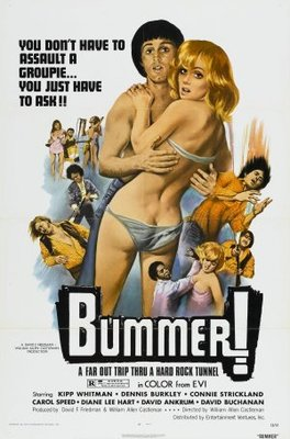 Bummer movie poster (1973) poster MOV_d62e60cb