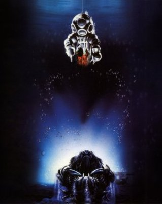 DeepStar Six movie poster (1989) poster MOV_d62eefe7