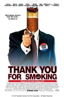 Thank You For Smoking movie poster (2005) picture MOV_d635dd2f
