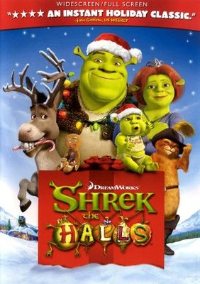 Shrek the Halls movie poster (2007) poster MOV_d6361210