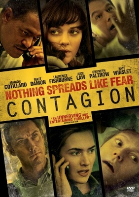 Contagion movie poster (2011) poster MOV_d6364c5e
