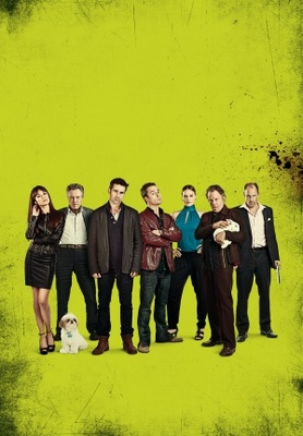 Seven Psychopaths movie poster (2012) poster MOV_d63f2645