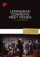 Leningrad Cowboys Meet Moses movie poster (1994) picture MOV_d642efe1