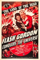 Flash Gordon Conquers the Universe movie poster (1940) picture MOV_d644eb26