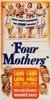Four Mothers movie poster (1941) picture MOV_d645c005