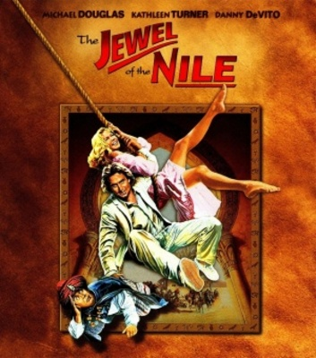 The Jewel of the Nile movie poster (1985) poster MOV_d64625c1