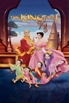 The King and I movie poster (1999) poster MOV_d6477cc5