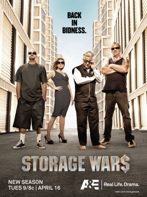 Storage Wars movie poster (2010) poster MOV_d64aa07d