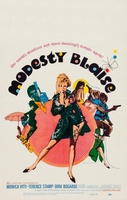 Modesty Blaise movie poster (1966) picture MOV_d650233c