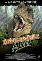Dinosaurs Alive movie poster (2007) picture MOV_d6531f04