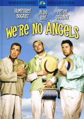 We're No Angels movie poster (1955) poster MOV_d6533c77