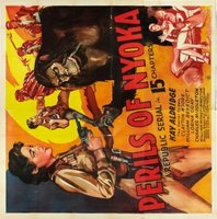 Perils of Nyoka movie poster (1942) picture MOV_d65da940