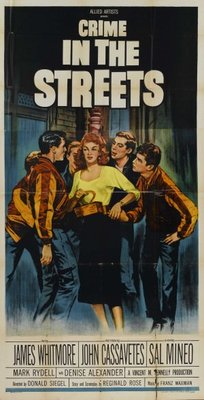Crime in the Streets movie poster (1956) poster MOV_d6670809