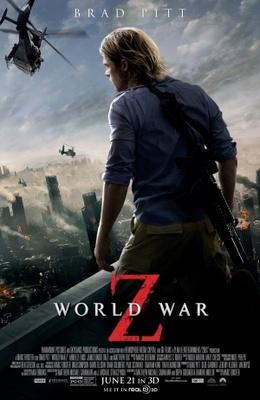 World War Z movie poster (2013) poster MOV_d66a6710