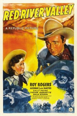 Red River Valley movie poster (1941) poster MOV_d66e300b