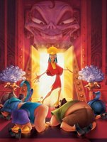 The Emperor's New Groove movie poster (2000) picture MOV_d67162bc