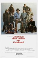 The Undefeated movie poster (1969) picture MOV_d6743c1a