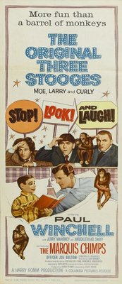 Stop! Look! and Laugh! movie poster (1960) poster MOV_d678334f
