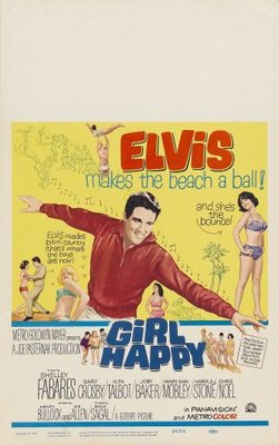 Girl Happy movie poster (1965) poster MOV_d67c1bc6