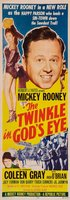 The Twinkle in God's Eye movie poster (1955) picture MOV_d67e041c