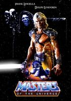 Masters Of The Universe movie poster (1987) picture MOV_d683223b