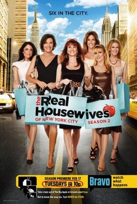 The Real Housewives of New York City movie poster (2008) poster MOV_d687150d
