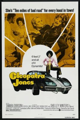 Cleopatra Jones movie poster (1973) poster MOV_d688a0c8