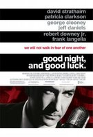 Good Night, and Good Luck. movie poster (2005) picture MOV_d68c9ed5