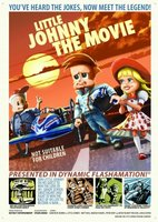 Little Johnny movie poster (2011) picture MOV_d694c4e2