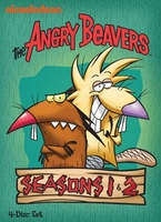 The Angry Beavers movie poster (1997) picture MOV_d6998c0c