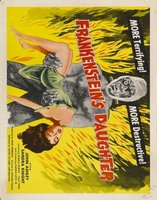 Frankenstein's Daughter movie poster (1958) picture MOV_d6a16f58