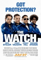 The Watch movie poster (2012) picture MOV_d6a5a753