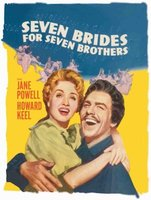 Seven Brides for Seven Brothers movie poster (1954) picture MOV_d6a7924f