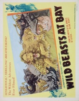 Wild Beasts at Bay movie poster (1947) picture MOV_d6a811f9