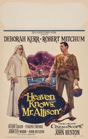 Heaven Knows, Mr. Allison movie poster (1957) picture MOV_e9dbb214