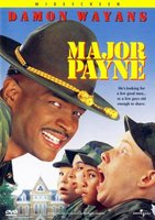 Major Payne movie poster (1995) picture MOV_d6af3444