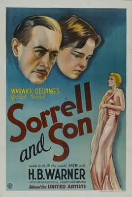 Sorrell and Son movie poster (1933) poster MOV_d6afb889