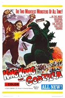 King Kong Vs Godzilla movie poster (1962) picture MOV_78d3d217