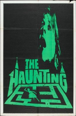 The Haunting movie poster (1963) poster MOV_d6ba03dd