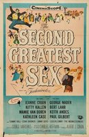 The Second Greatest Sex movie poster (1955) picture MOV_d6c35b46