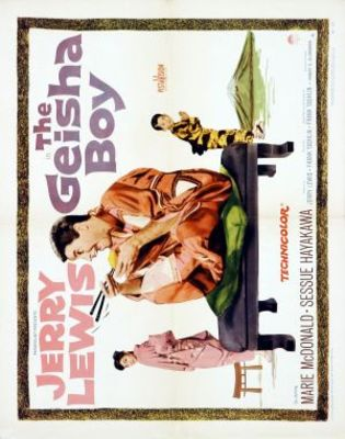 The Geisha Boy movie poster (1958) poster MOV_d6c56674